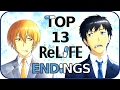 ▶ Top 13 ReLIFE Endings