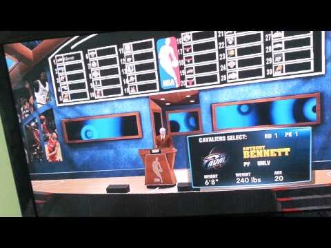 NBA 2K14 UNLIMITED SKILL POINT GLITCH 99 OVR.