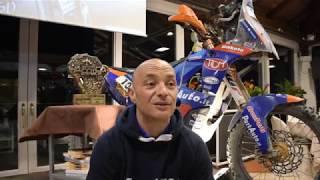 Africa Eco Race 2018: Intervista al vincitore moto, Paolo Ceci