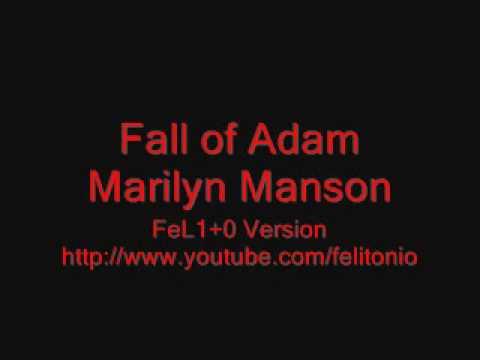 Marilyn Manson - Fall Of Adam