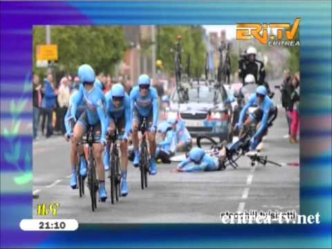 EriTV Sport News - Eritrean Cyclists in Volta Spain Grand Tour Report