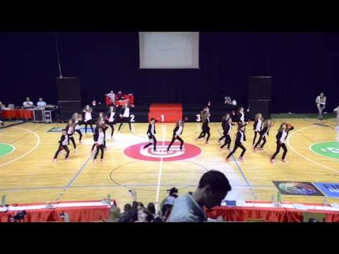 ˝LOVE IS STRANGE˝ LIBERO DANCE CENTER - HH FORMATION JUNIORS'13 - NATIONALS