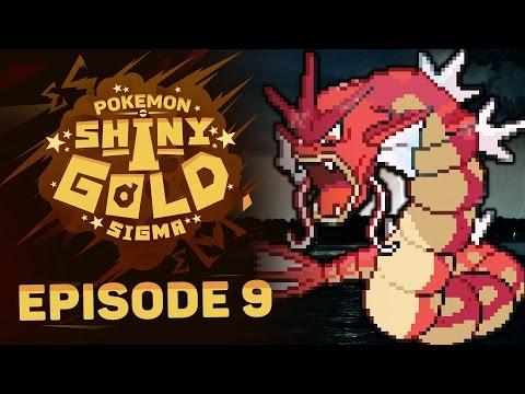 We're KEEPING this Pokemon! Pokemon Shiny Gold Sigma ROM HACK  Nuzlocke w/ Sacred - Episode 9