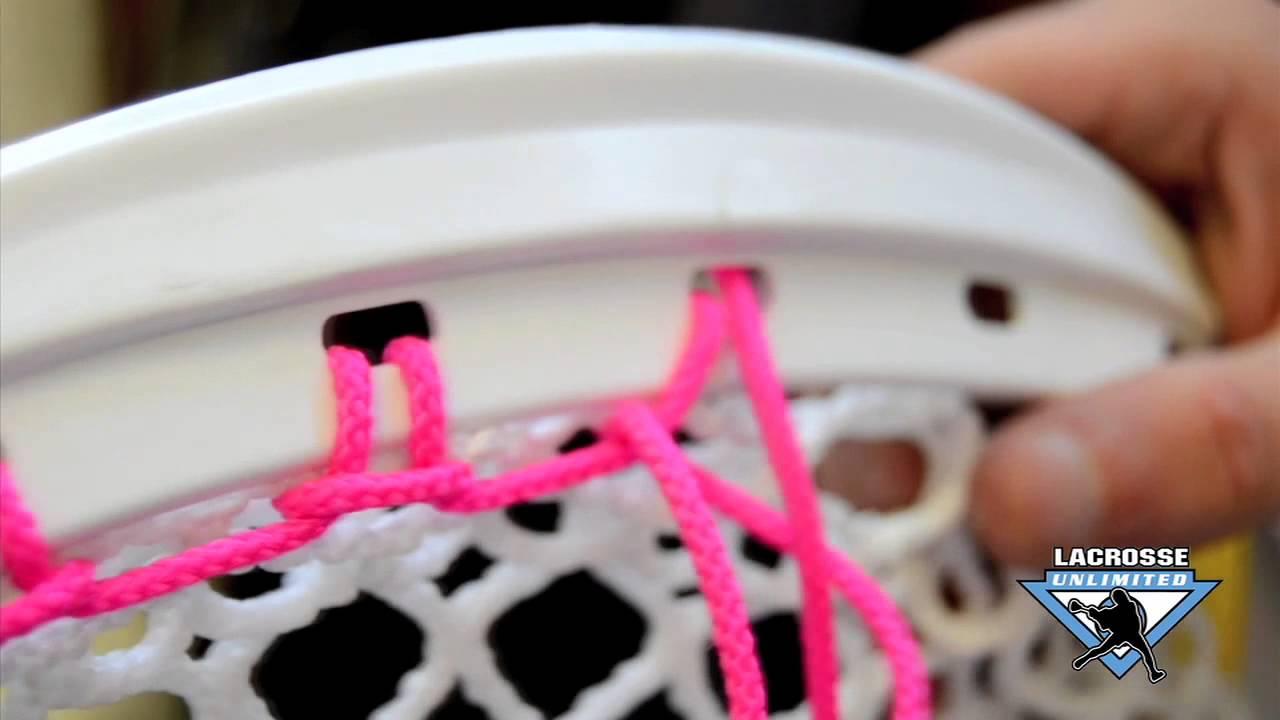 String Session Goalie Head