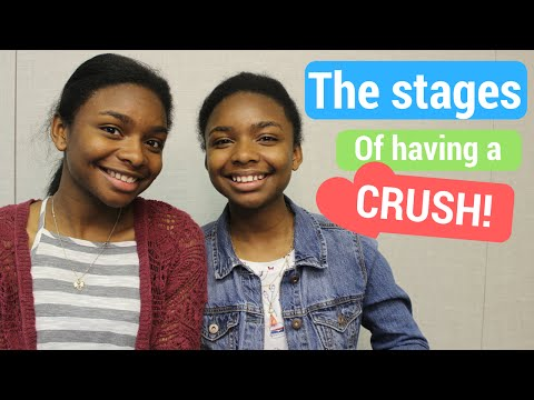 The Stages of Having a Crush!   Deja and Di-V