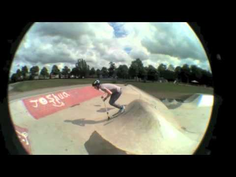 Just a quick demo video. Shot at Orford Park in Warrington. Edited by Ted Lamb.