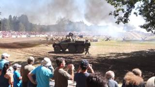 Tankovy den Lesany 2016