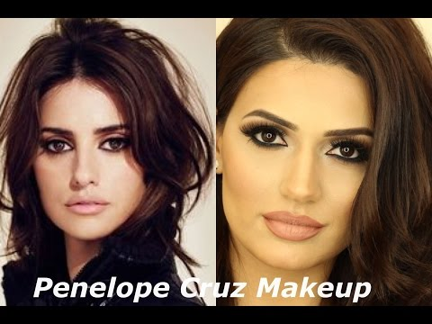 Penelope Cruz inspired Makeup tutorial by Makeup by Ani