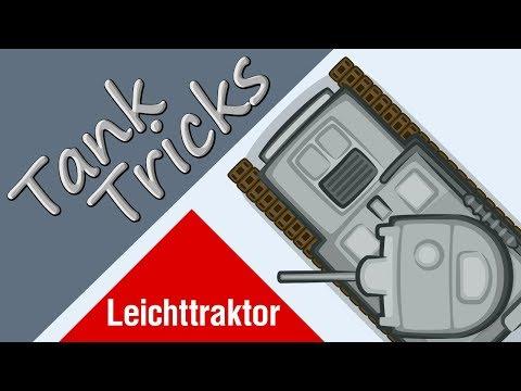 Танковые трюки #09: Танчики [Мультик World of Tanks]