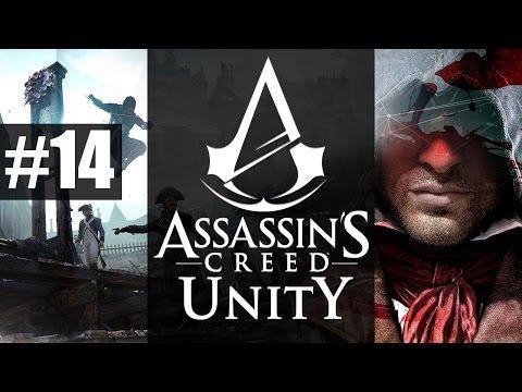 Assassins Creed Unity #14 Bastylia 1080p PC PL Vertez Gameplay Zagrajmy w