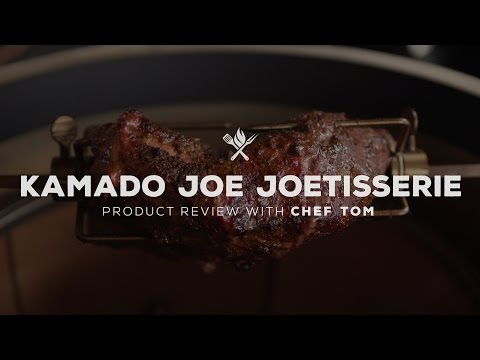 Kamado Joe Joetisserie | Product Roundup by All Things Barbecue