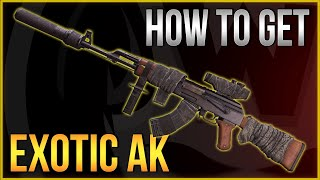 The Division 2 | How to get Merciless - Exotic AK Rifle Guide