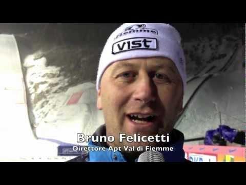 La Val di Fiemme è lo sport alpino – Bruno Felicetti (Direttore Apt Val di Fiemme)
