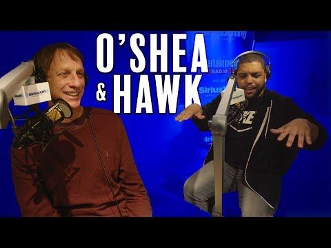 Tony Hawk Interviews O'Shea Jackson Jr. - Demolition Radio Sirius XM
