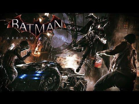 Batman Arkham Knight: New Screenshot!