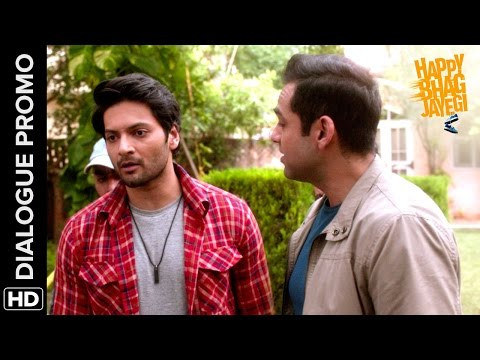 Ali Fazal Refuses To Visit Lahore | Happy Bhag Jayegi | Dialogue Promo