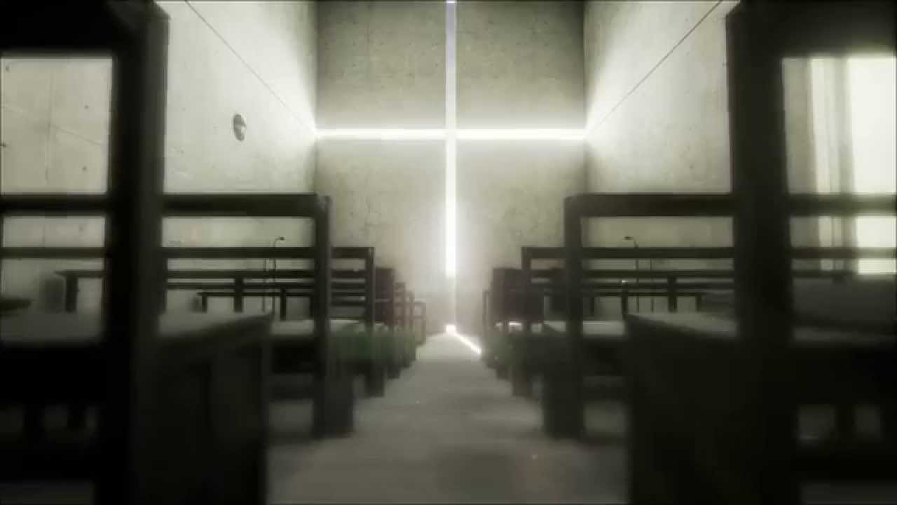 Church of the light by tadao ando unreal engine 4 for Unreal engine 4 architecture