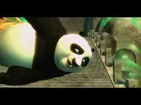 Kung Fu Panda - The Game trailer