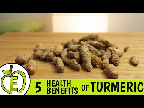 Top 5 Health Benefits of Turmeric