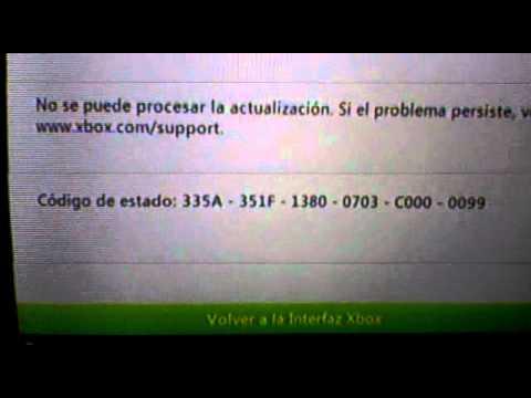 error en la actualizacion 19 de julio(xbox 360).mp4