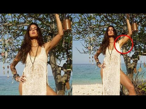 SEXY Katrina Kaif TROLLED For Armpit Hair On Instagram thumbnail