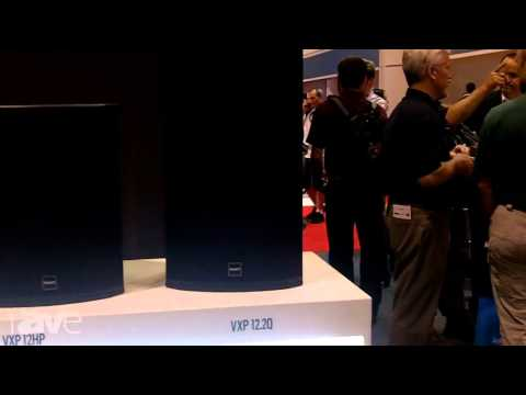 InfoComm 2013: Tannoy Goes Over Sound Reinforcement Products