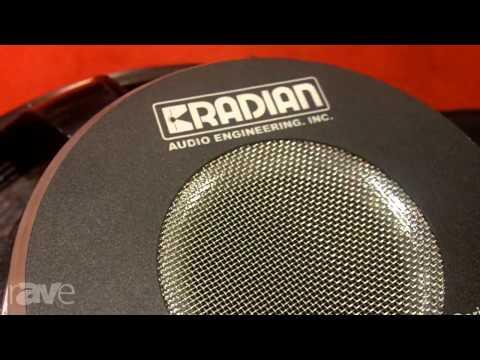 InfoComm 2013: Radian Audio Shows Powerful Subwoofer