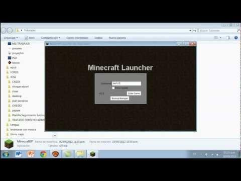 Descargar Minecraft 1.5 full MF limpio