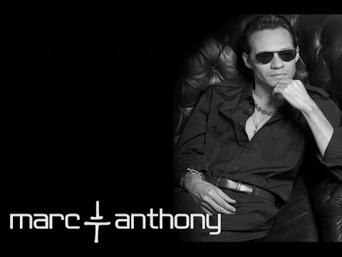 Marc Anthony - ¿Y Como Es El? (With Lyrics)