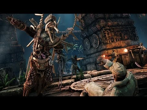 Deadfall Adventures Announcement Trailer