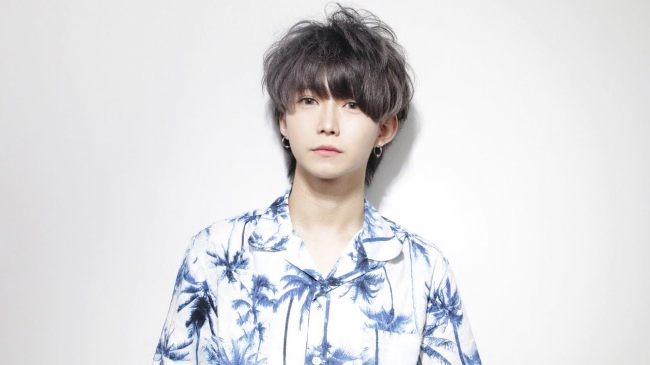 テテ黒髪2018