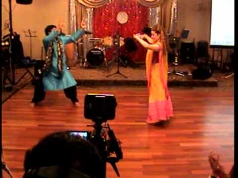 Adrita Rana Dance Performance Latthi di Chadar