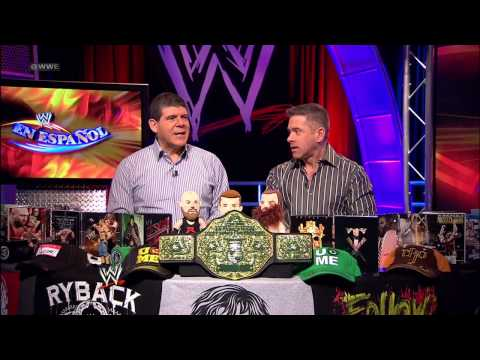 Wwe Es Espanol: 11 De Abril, 2014 video