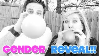 GENDER REVEAL SURPRISE!