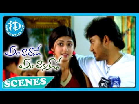 Em Pillo Em Pillado Movie - Praveen, Pranitha, Tanish, Chandra Mohan Nice Comedy Scene