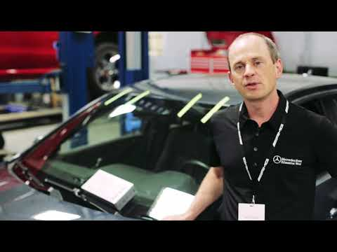 Mercedes-Benz Windshield Replacement Services | Edmonton, AB