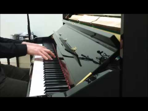 Someone to Watch Over Me - Solo Piano