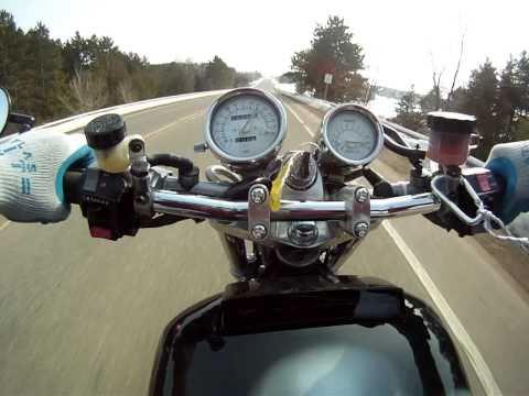 1986 Yamaha Fazer 700cc