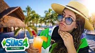 EU TO OSTENTANDO! - The Sims 4 Estações