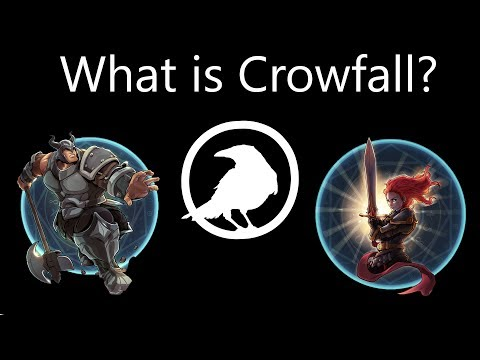 A Closer Look: What is Crowfall?