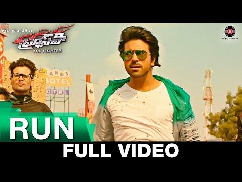 Run - Full Video | Bruce Lee The Fighter | Ram Charan | Sai Sharan & Nivaz