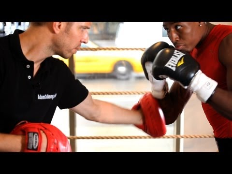 How to Do a Catch Combination | Boxing Lessons Image 1