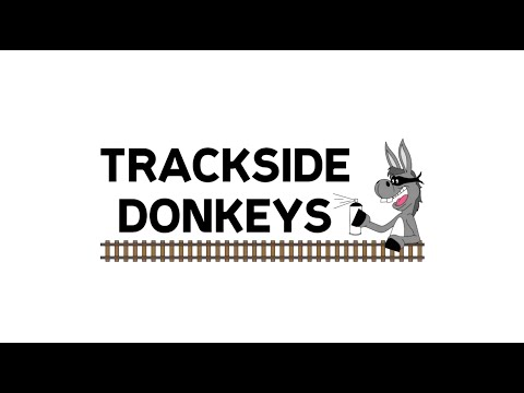 Trackside Donkeys VOL 7 - Long Distance Trains