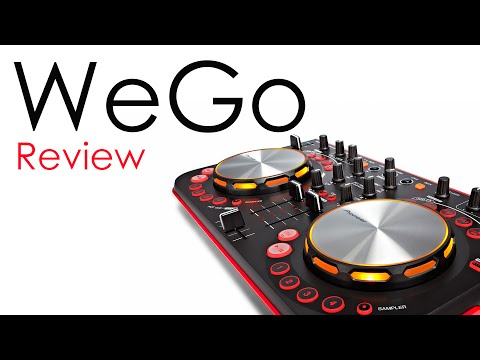 Pioneer DDJ-WeGo: Full Hardware Review (Castellano)