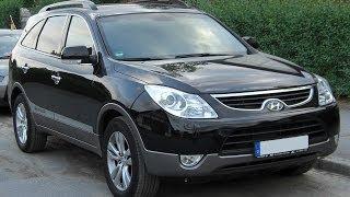 Hyundai ix55 - Первый тест ч.2