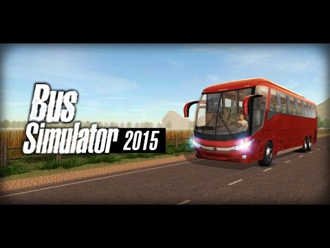 Bus Simulator 2015 APK Cover
