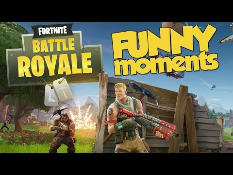 PUBG Player Attempts Fortnite BR...Fails - Fortnite Funny & Rage Moments