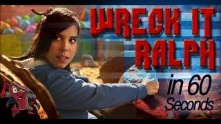Wreck-It Ralph - Wreck it Ralph in 60 Seconds - Virgin Radio Fake Film Festival 2013