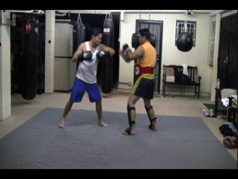 Ring Sports Hawaii Muay Thai Pad Training #1 Image 1