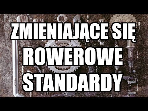 Rowerowe Standardy (gośc. Dominik Z Onthebike.com) // Rowerowe Porady